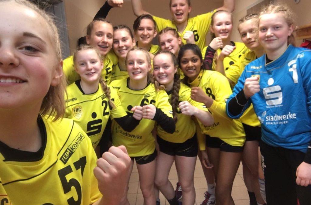 Handballturnier Polen 2017 mit dem FHC
