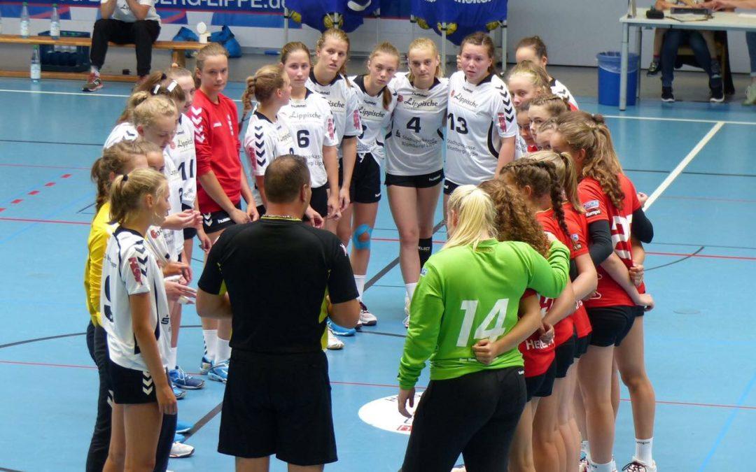 Trainingslager Landessportschule Bad Blankenburg