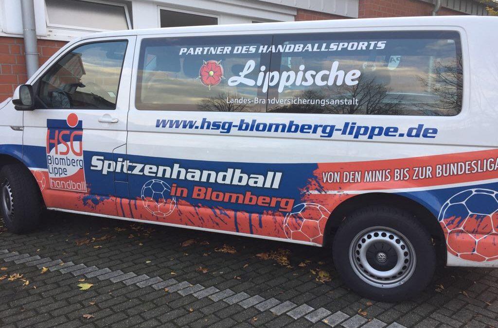 Spiel mit der C-Jugend gegen Bielefeld/Jöllenbeck