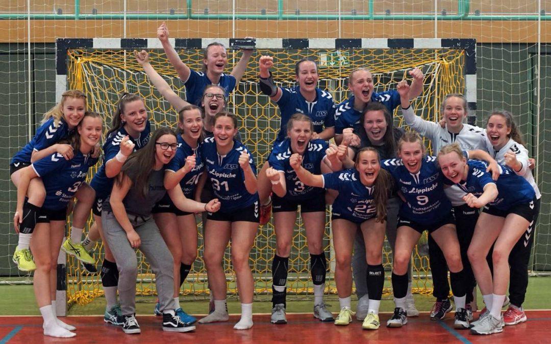 Achtelfinale deutsche Meisterschaft gegen Frankfurter HC